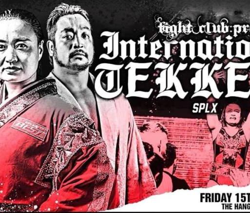 FCP International Tekkers 2019
