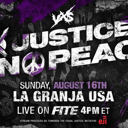 VxS No Justice, No Peace 2020