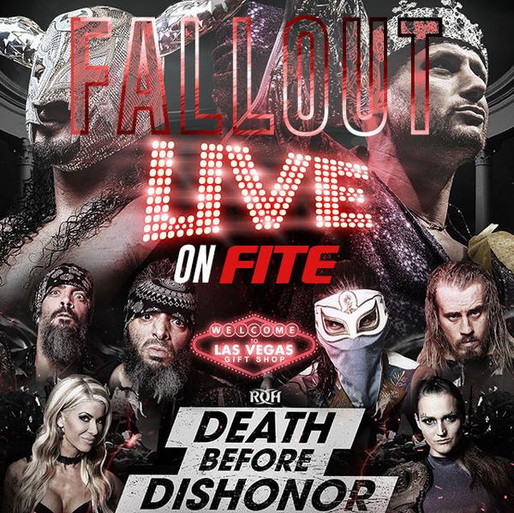 ROH Death Before Dishonor: Fallout 2019