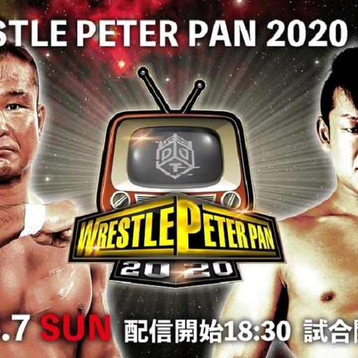 DDT Wrestle Peter Pan 2020