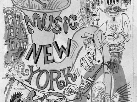 Make Music New York 2014