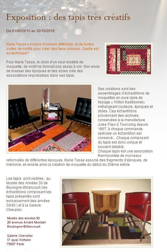 """Newsletter du magazine """"Métiers d'Ar"""