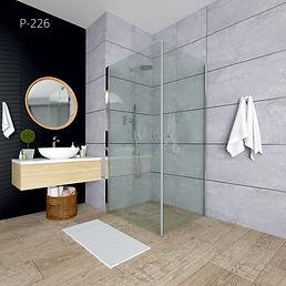 מקלחון פינתי - p226