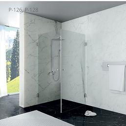 מקלחון פינתי -p126 p128