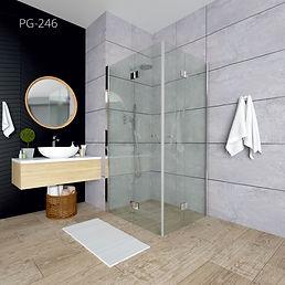 מקלחון פינתי - PG246