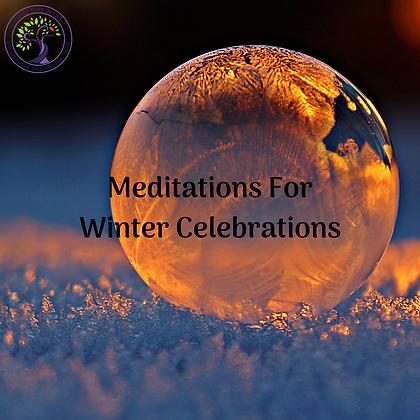 Meditations For Winter Celebrations - Music