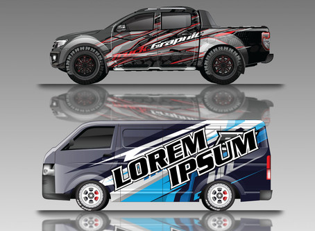 Vehicle Graphics & Wrapping Options