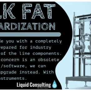 Milk Fat Standardization