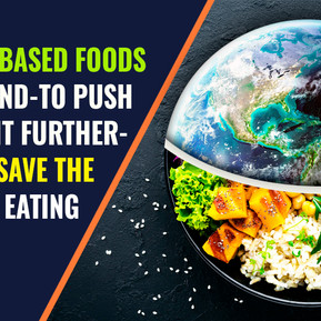 Are plant-based foods healthy?