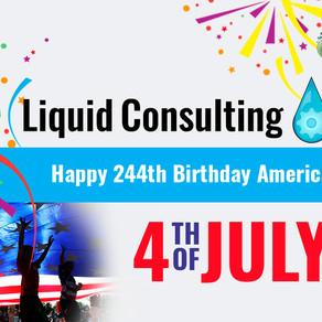 Happy 244th Birthday America!