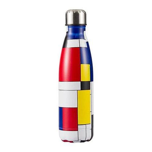 Bouteille en Inox 500 ml, Mondrian