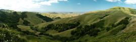 California mountains, USA