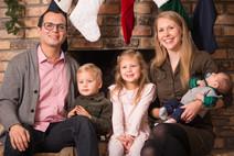 Vargas family Christmas