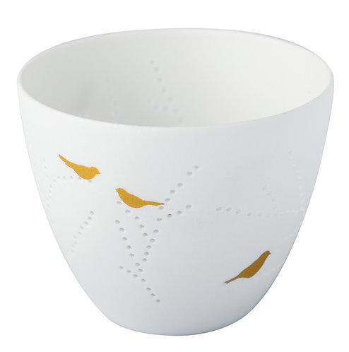 Räder - Waxinelichthouder met vogeltjes