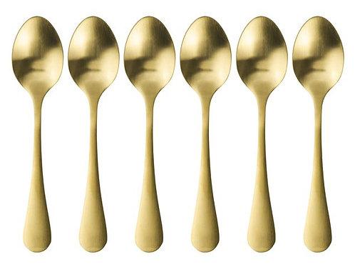 Gusta - Koffielepeltjes goud