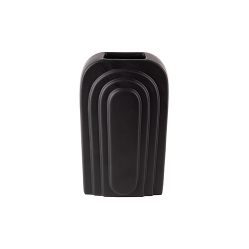 Arc vaas - Zwart