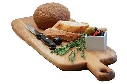 Broodplank met handvat