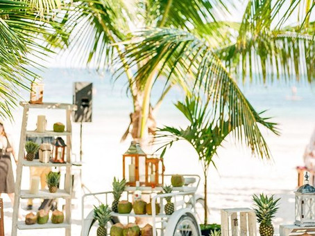 Tropical Wedding: La boda que todas soñamos en estos momentos!