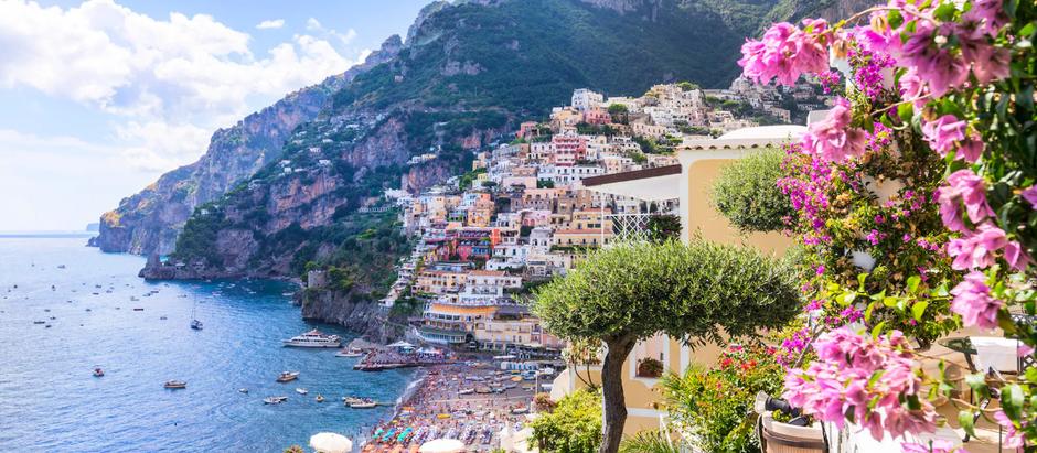 Los restaurants con mejores vistas de la Costa Amalfitana