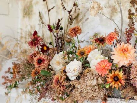 8 estilos florales para tu boda