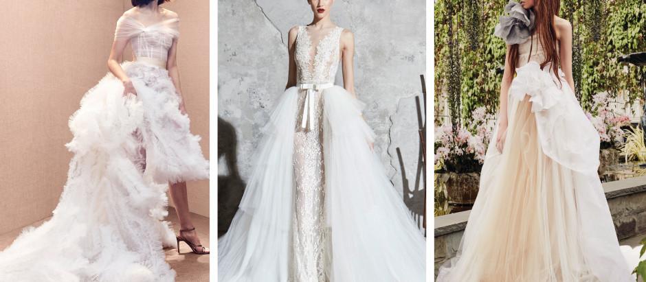 """Lo Mejor De La """"Bridal Fashion Week Spring 2020"""""""
