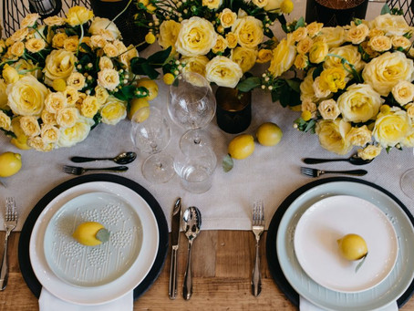 Table Styling Trends con Martha Brockmann!