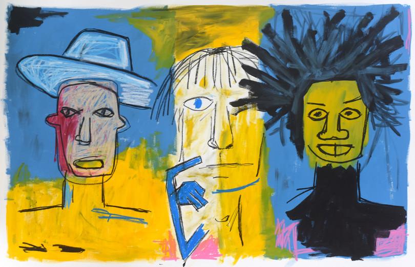 Tres Cabezas
