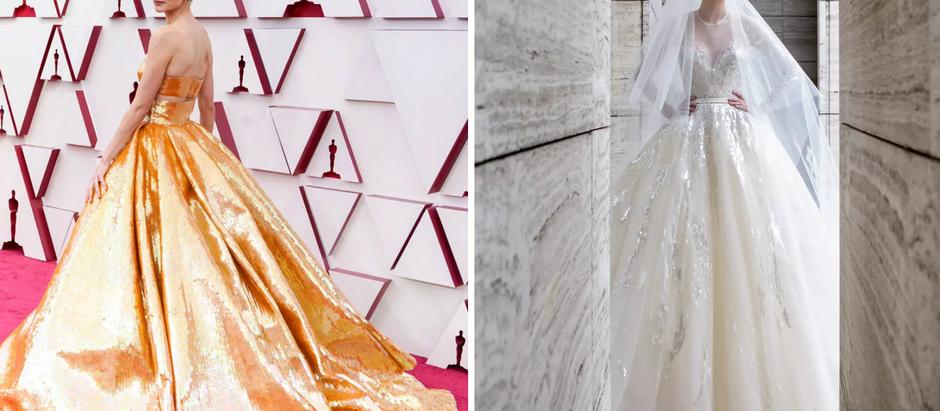 Cómo llevar las tendencias de la alfombra roja al altar