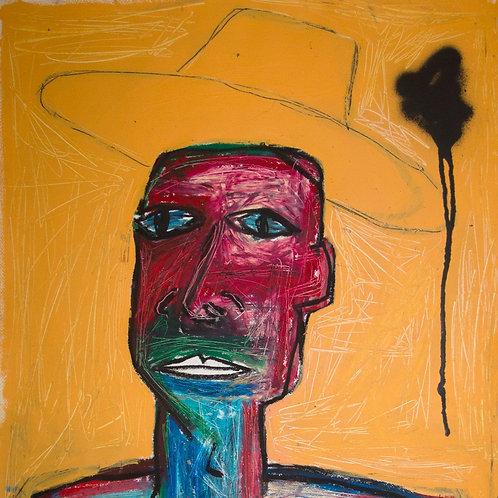 Untitled (Señor Sombrero)
