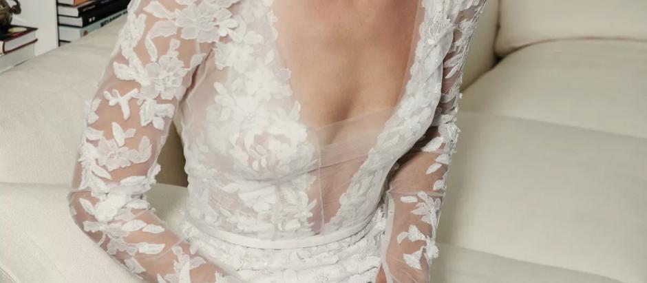 Lo nuevo del Bridal Fashion Week