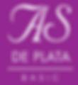 Logo as de plata basic