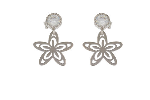 Flower Earrings II
