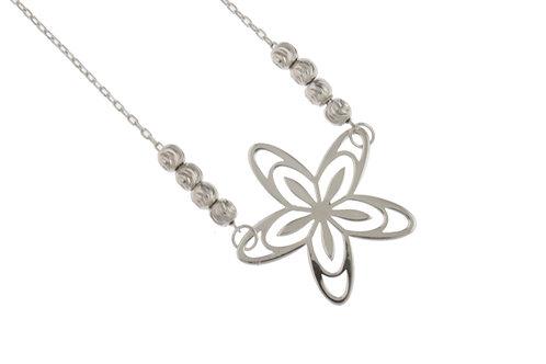 Flower Necklace II