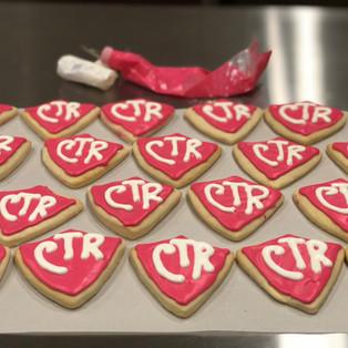 CTR sugar cookies