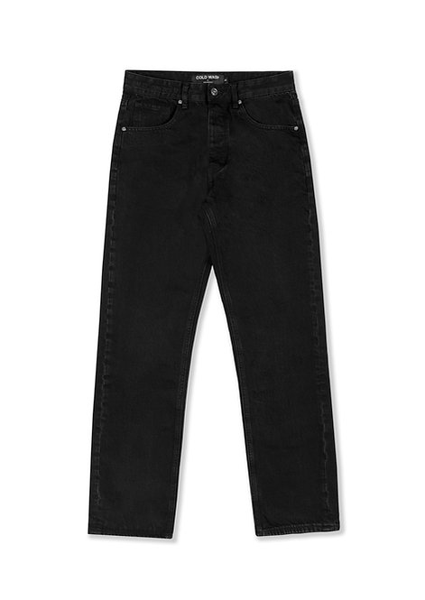 5-Pocket Jeans - Pure Black