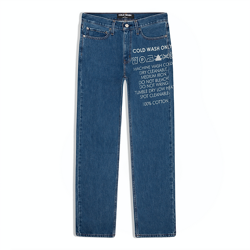 LASERED JEANS 3.0