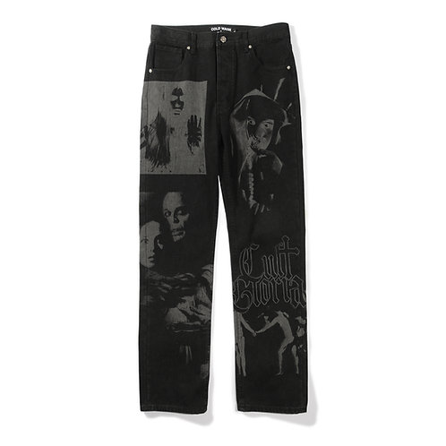 'TYPE 3' Jeans x Cult Gloria