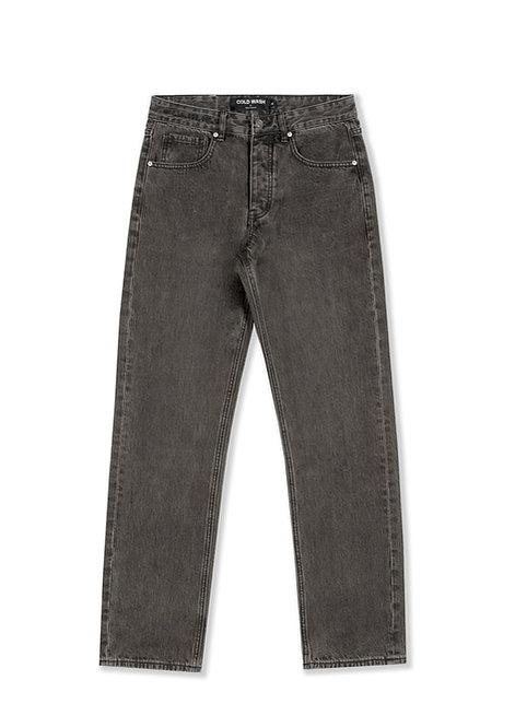 5-Pocket Jeans - Grey