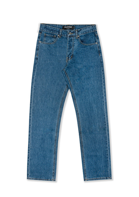 5-Pocket Jeans - Dark Blue