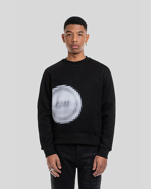 'PIXELATED' SWEATSHIRT