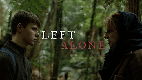 Left Alone Banner