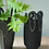 Thumbnail: black florist loop vase