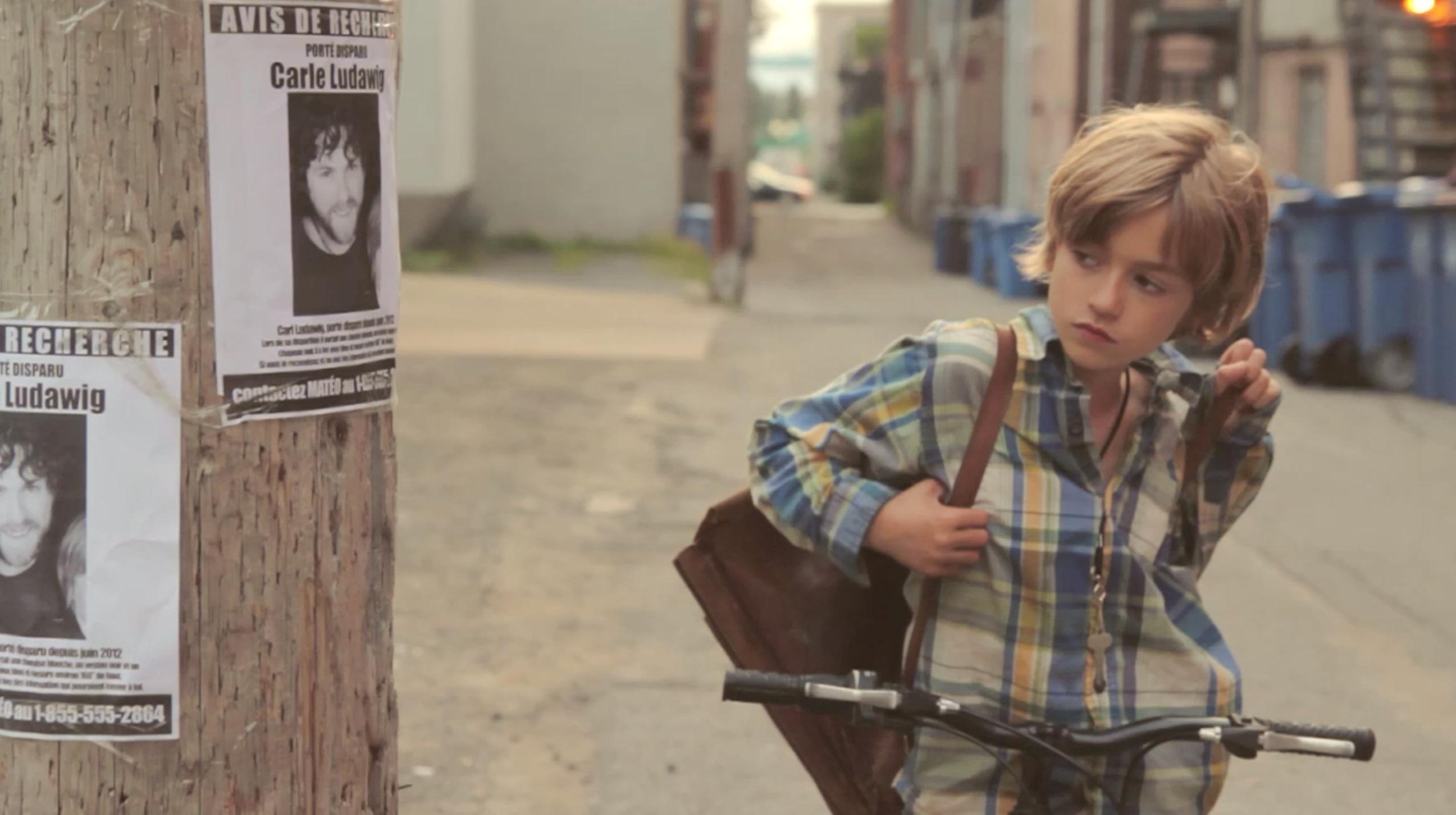 Le Clochard - Long-métrage