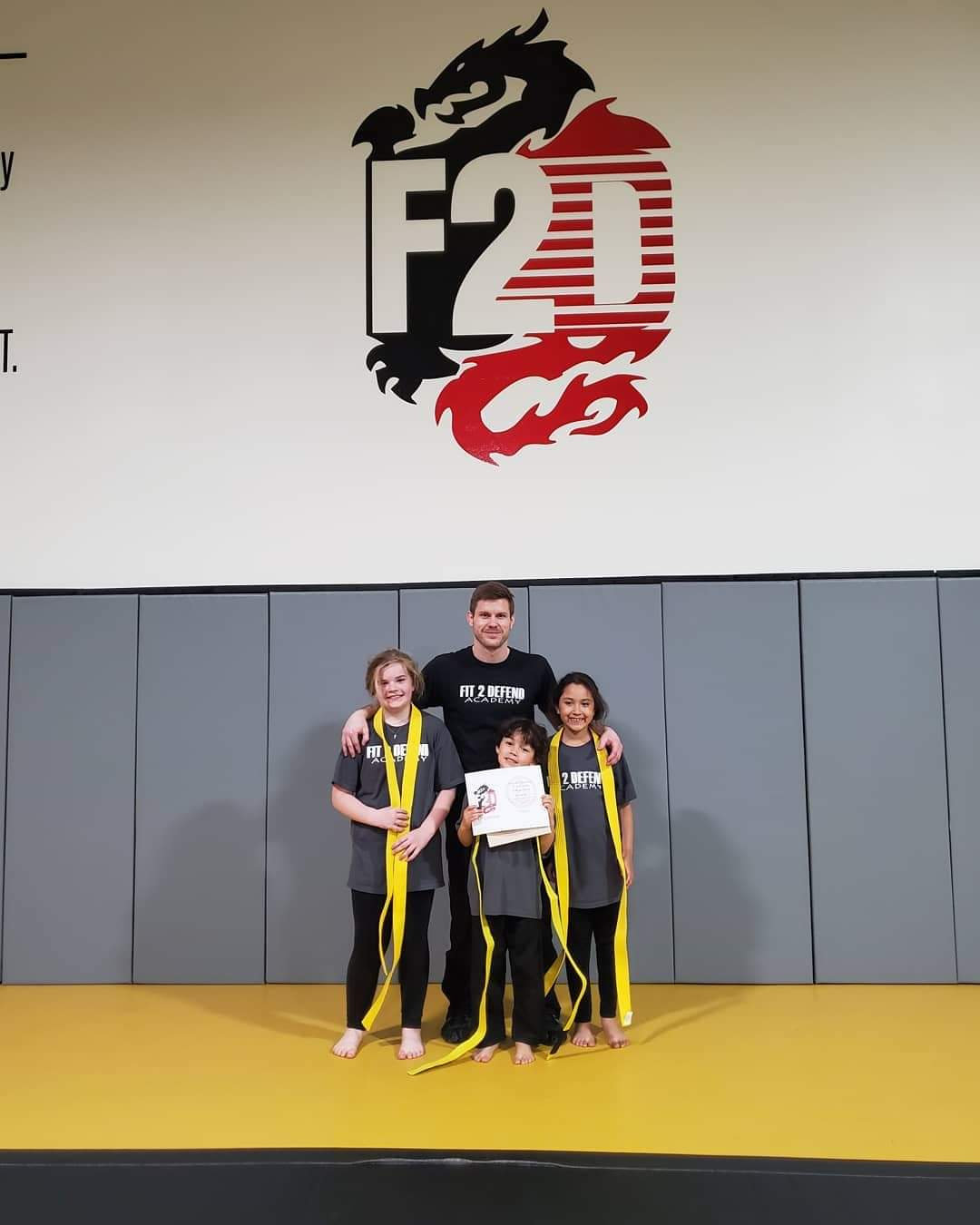 Youth Combative Class (At Academy) 6-14