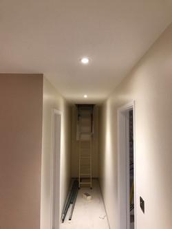 Hallway lighting