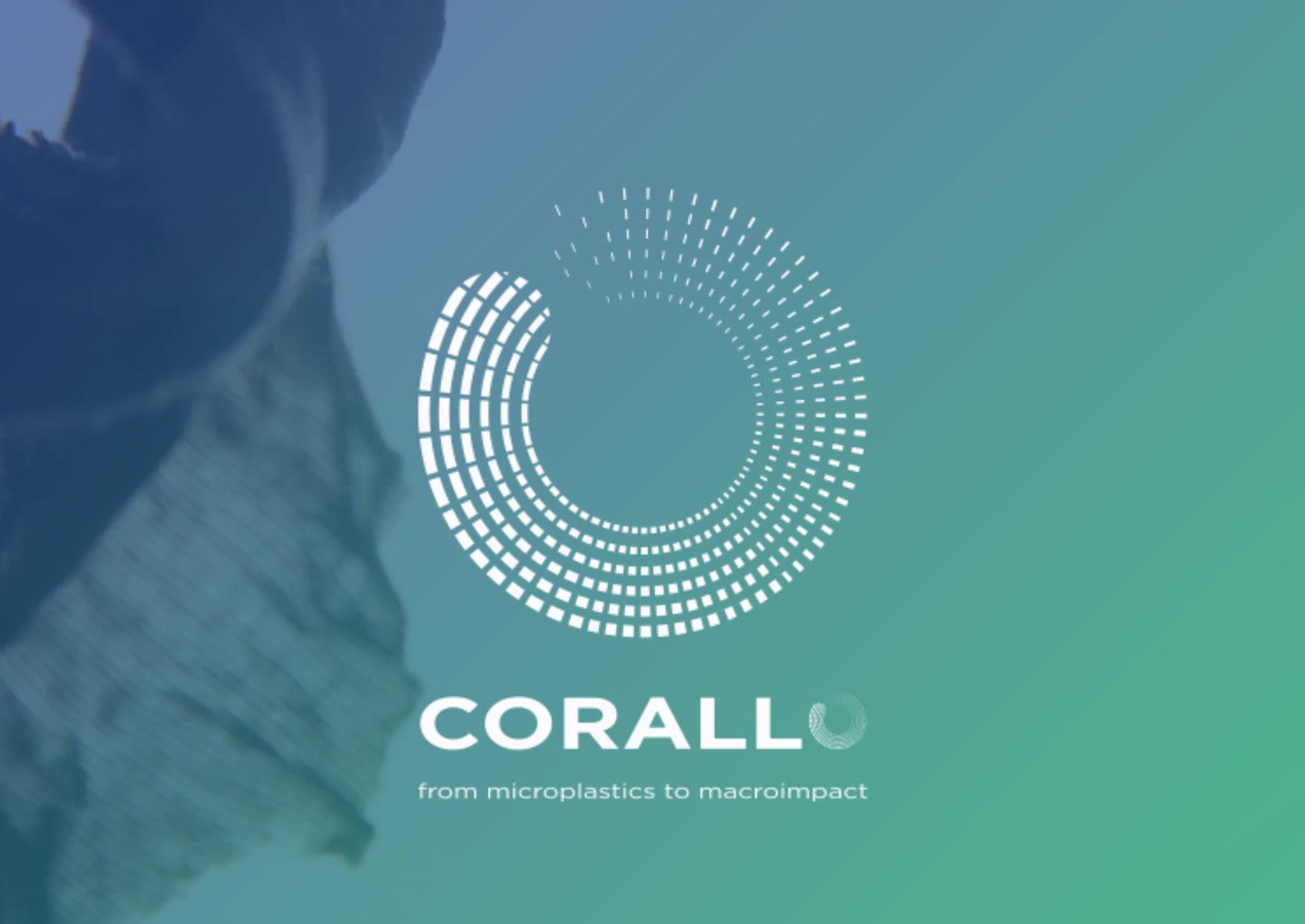 Corallo, a new recycling system service that aims to create a new microplastic circular economy by minimizing the harmful impact of microplastics on the entire environment through collaboration and innovation between the fashion industry and the sewerage authority