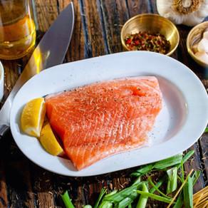 Phaya Salmon Recipe