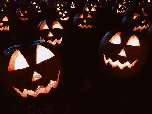 Jack O 'Lanterns