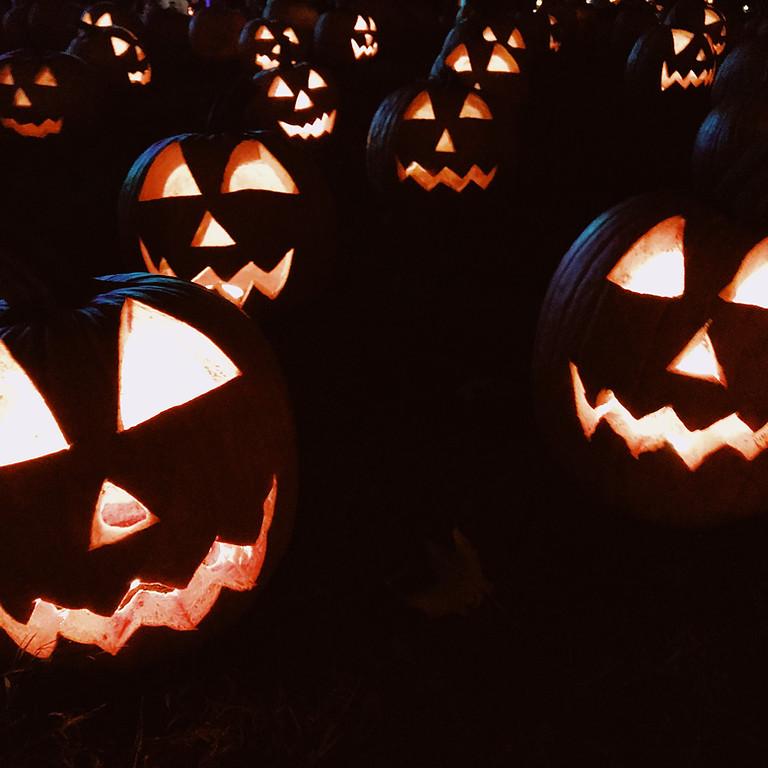 Halloween Camping Fundraiser 2021