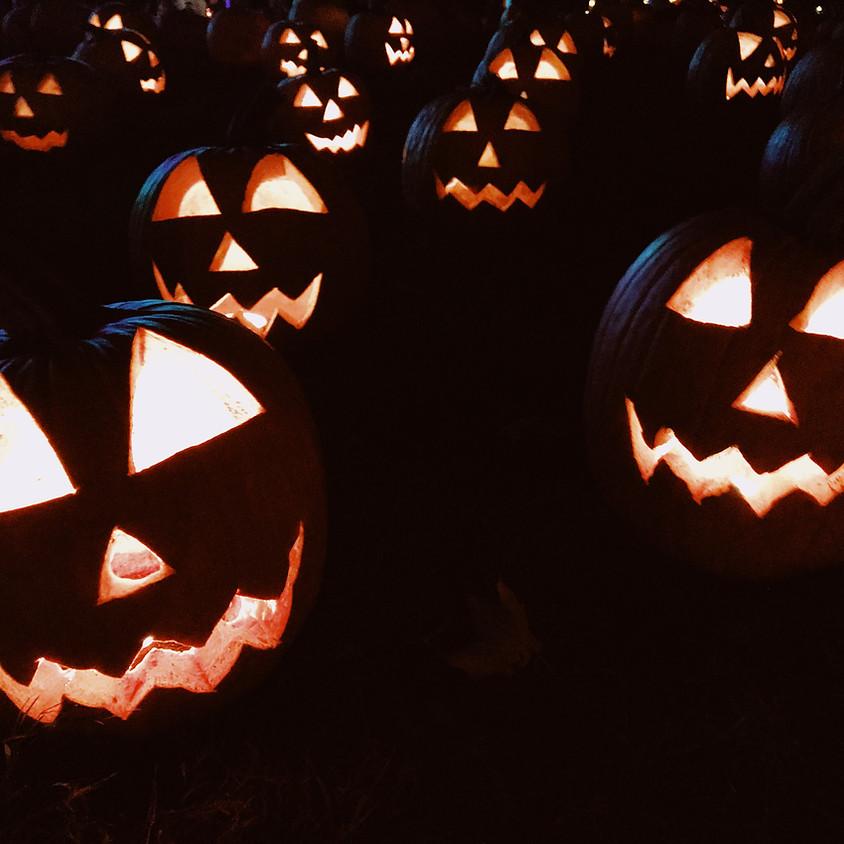 2nd Annual Halloween Backyard Movie Night - Addams Family